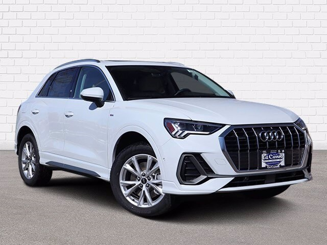 New 2021 Audi Q3 45 S line Premium Plus SUV for sale or lease in Fort Collins, CO