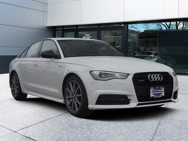 New 2018 Audi A6 3.0T Sport Sedan Fort Collins