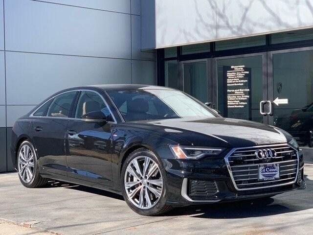 New 2019 Audi A6 3.0T Premium Plus Sedan Fort Collins