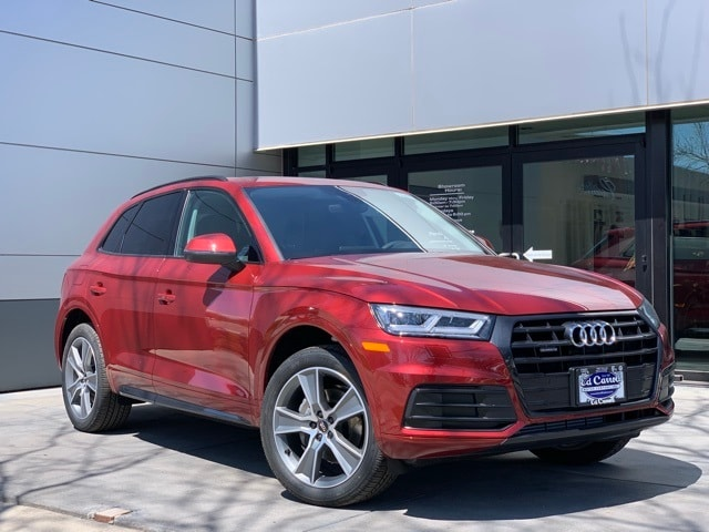 Ed Carroll Audi >> New 2019 Audi Q5 For Sale In Fort Collins Vin