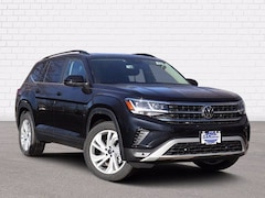 New 2021 Volkswagen Atlas 3.6L V6 SE w/Technology 4MOTION SUV for sale in Fort Collins CO