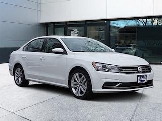 New 2019 Volkswagen Passat 2.0T Wolfsburg Sedan for sale in Fort Collins CO