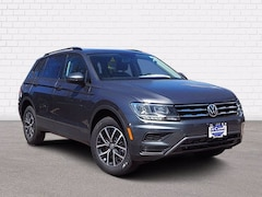 New 2021 Volkswagen Tiguan 2.0T S 4MOTION SUV for sale in Fort Collins CO