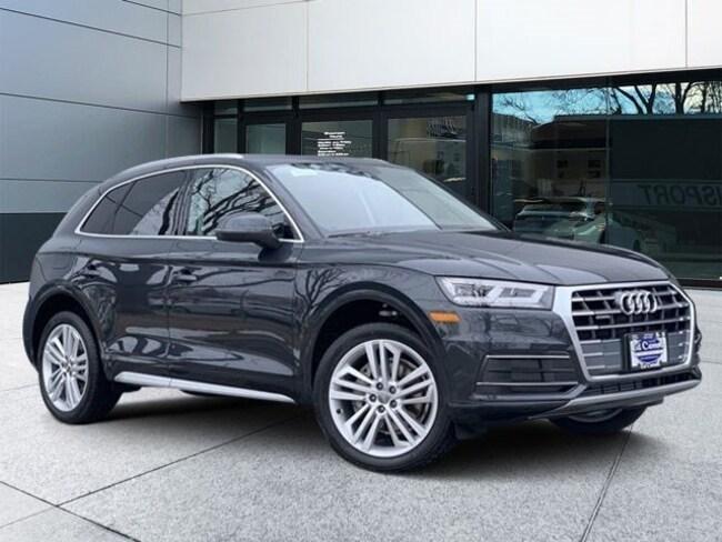 Audi Q5 Msrp >> New 2019 Audi Q5 For Sale In Fort Collins Vin