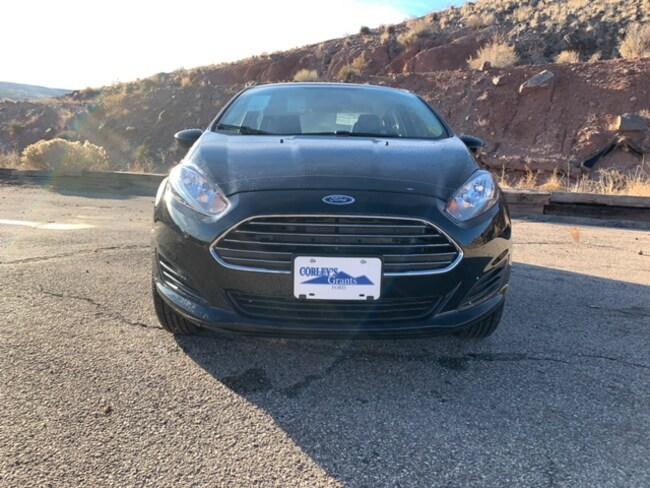 New 2019 Ford Fiesta SE Sedan For Sale/Lease Gallup, NM