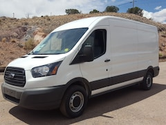 New 2018 Ford Transit-150 w/Sliding Pass-Side Cargo Door Medium Roof Cargo Van 1FTYE2CM4JKA42269 Gallup, NM