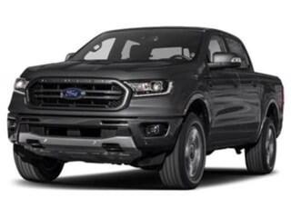 2019 Ford Ranger XLT 4x4 SuperCrew 5 ft. box
