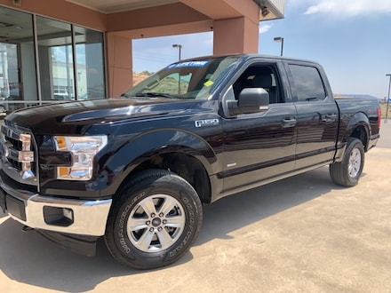 Used 2017 Ford F-150 Truck for sale in Grants, NM