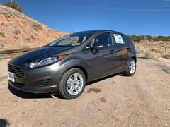 New 2019 Ford Fiesta SE Hatchback 3FADP4EJ1KM112270 Gallup, NM