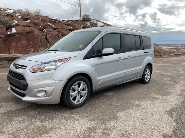 2016 Ford Transit Connect Transit Commercial