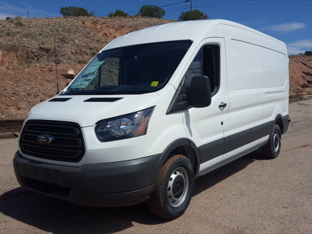 2018 Ford Transit-150 w/Sliding Pass-Side Cargo Door Medium Roof Cargo Van