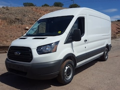 New 2018 Ford Transit-150 w/Sliding Pass-Side Cargo Door Medium Roof Cargo Van 1FTYE2CM9JKA51825 Gallup, NM