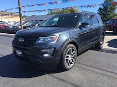 2017 Ford Explorer Sport 4WD SUV