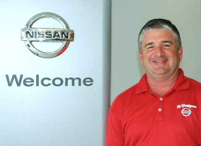 Image Of Steve Jackson Service Manager At Nissan Dealership In Covington - Eddie Tourelle's Northpark Nissan