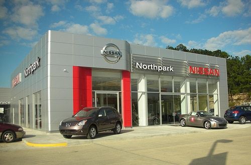 Photo Of Nissan Dealership - Eddie Tourelle's Northpark Nissan