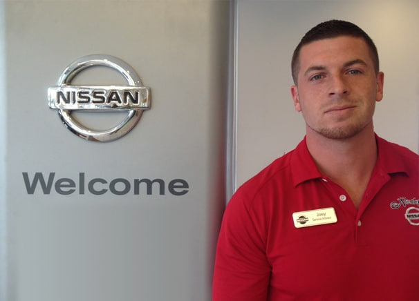 Image of Joey Buonantuono In New Orleans For Nissan Dealership - Eddie Tourelle's Northpark Nissan