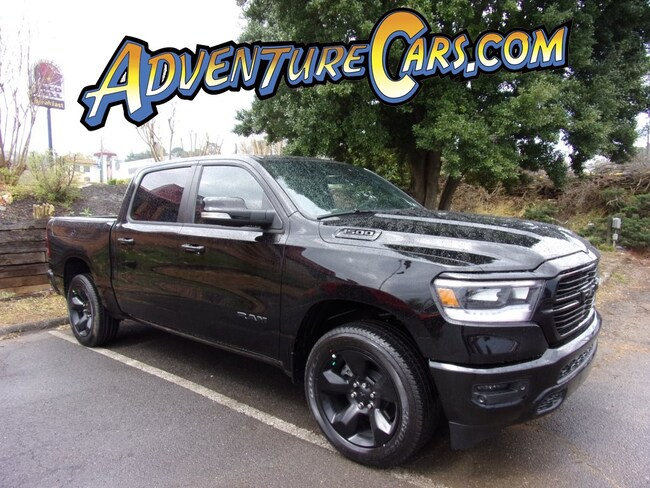New 2019 Ram All-New 1500 For Sale at Edd Kirby's Adventure