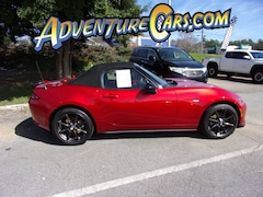 2016 Mazda Miata Club Convertible