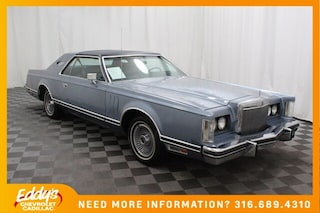 1979 Lincoln Continental MK V Mark V