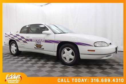 1995 Chevrolet Monte Carlo Z34 (STD is Estimated) Coupe