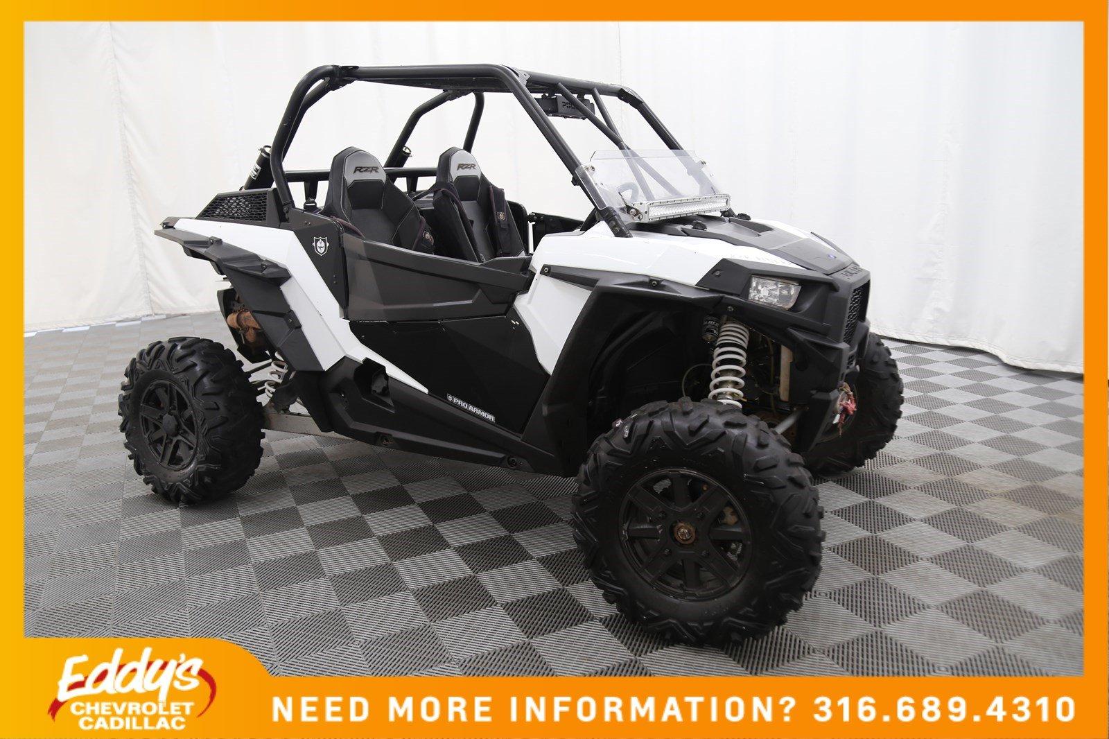 2014 Polaris XP1000 ATV