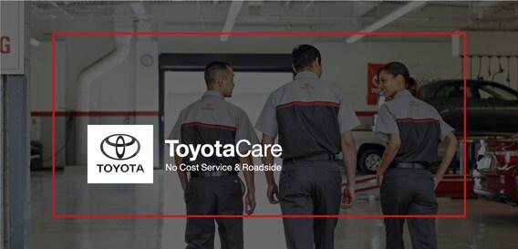 Toyotacare Roadside Assistance Number >> Toyotacare Roadside Eddy S Toyota Of Wichita