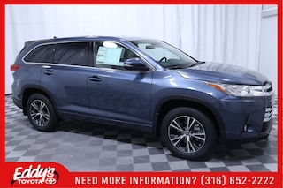 New 2018 Toyota Highlander LE Plus V6 SUV in Easton, MD
