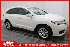 2017 Acura RDX V6 with AcuraWatch Plus Package SUV