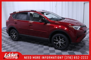 New 2018 Toyota RAV4 SE SUV for sale Philadelphia