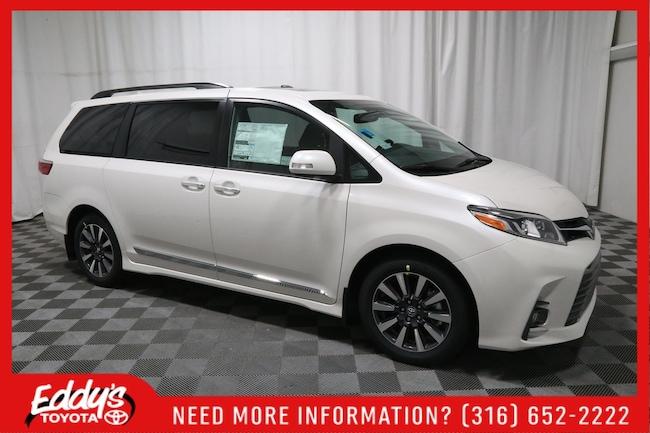 2019 Toyota Sienna Limited 7 Passenger Van