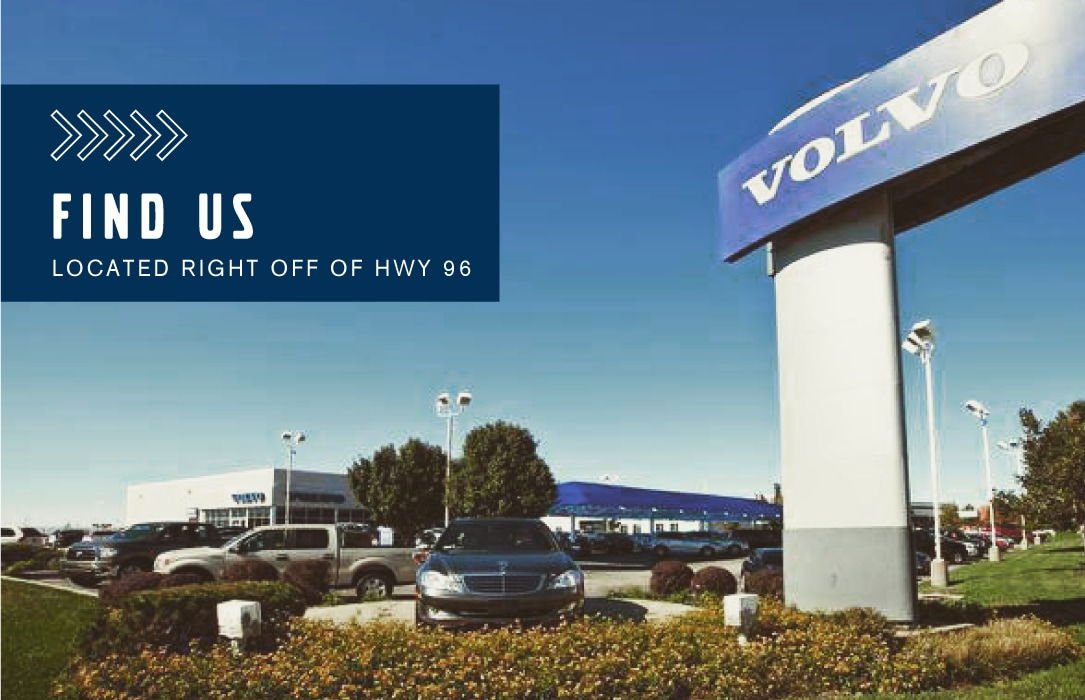 Directions | Eddy's Volvo Cars of Wichita