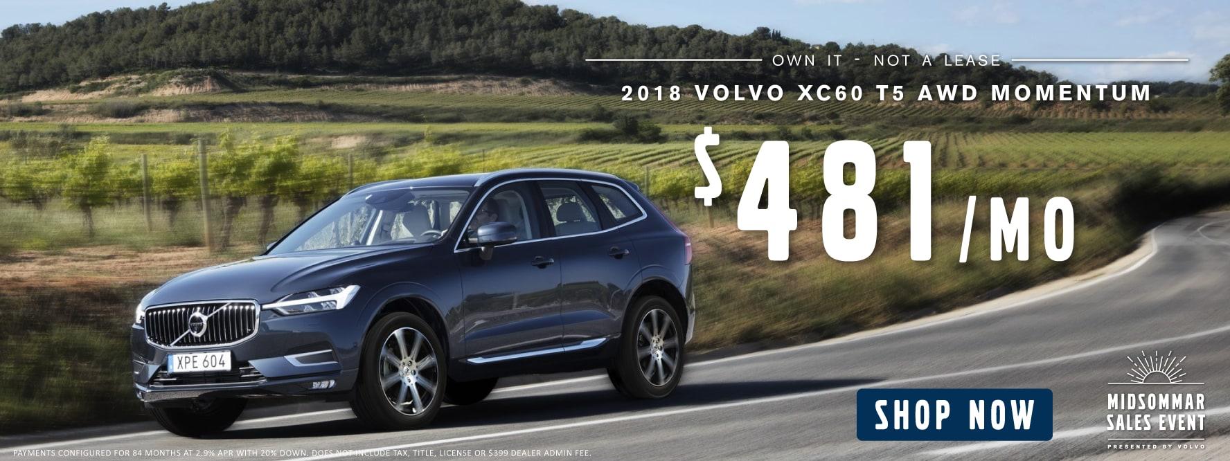 New Volvo & Used Car Dealer Wichita | Eddy's Volvo Cars of Wichita