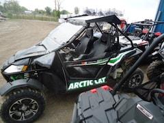 2012 ARCTIC CAT Wildcat 1000 High Output blk/green