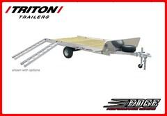 2018 Triton ATV 128-2 TR