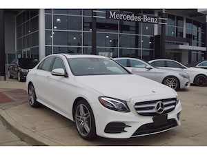 2019 Mercedes-Benz E-Class E 300 RWD Sedan Sedan