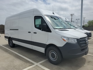 2021 Mercedes-Benz Sprinter 2500 2500 High Roof I4 Gas 170 RWD Van Crew Van