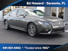 Used 2017 Lincoln Continental Select FWD in Sarasota, FL