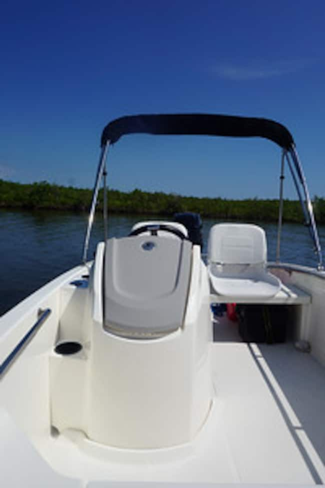 New 2019 BOSTON WHALER 130 Super Sport For Sale at HUCKS