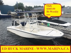 2011 BOSTON WHALER 200 Dauntless 6 MONTHS NO PAYMENTS!