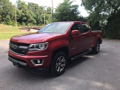 Used cars, trucks, and SUVs 2016 Chevrolet Colorado Z71 Truck Crew Cab for sale near you in Edinburg, VA