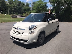 Used cars, trucks, and SUVs 2017 FIAT 500L Lounge Hatchback for sale near you in Edinburg, VA