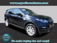Used Land Rover Discovery Sport Edison Nj