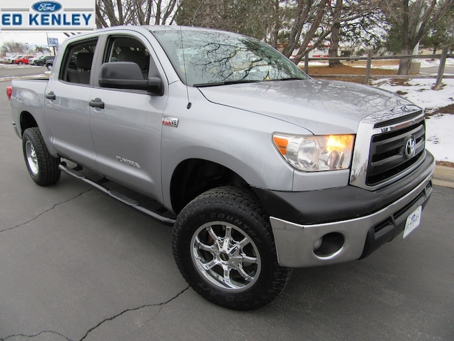 2011 Toyota Tundra Crew Cab Short Bed Truck
