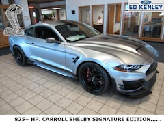 2020 Ford Mustang Shelby Signature Edition Coupe