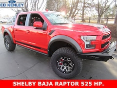 2019 Ford F-150 Shelby Baja Raptor Truck