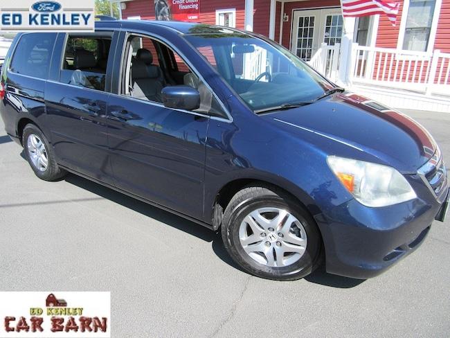 2007 Honda Odyssey EX-L Passenger Van