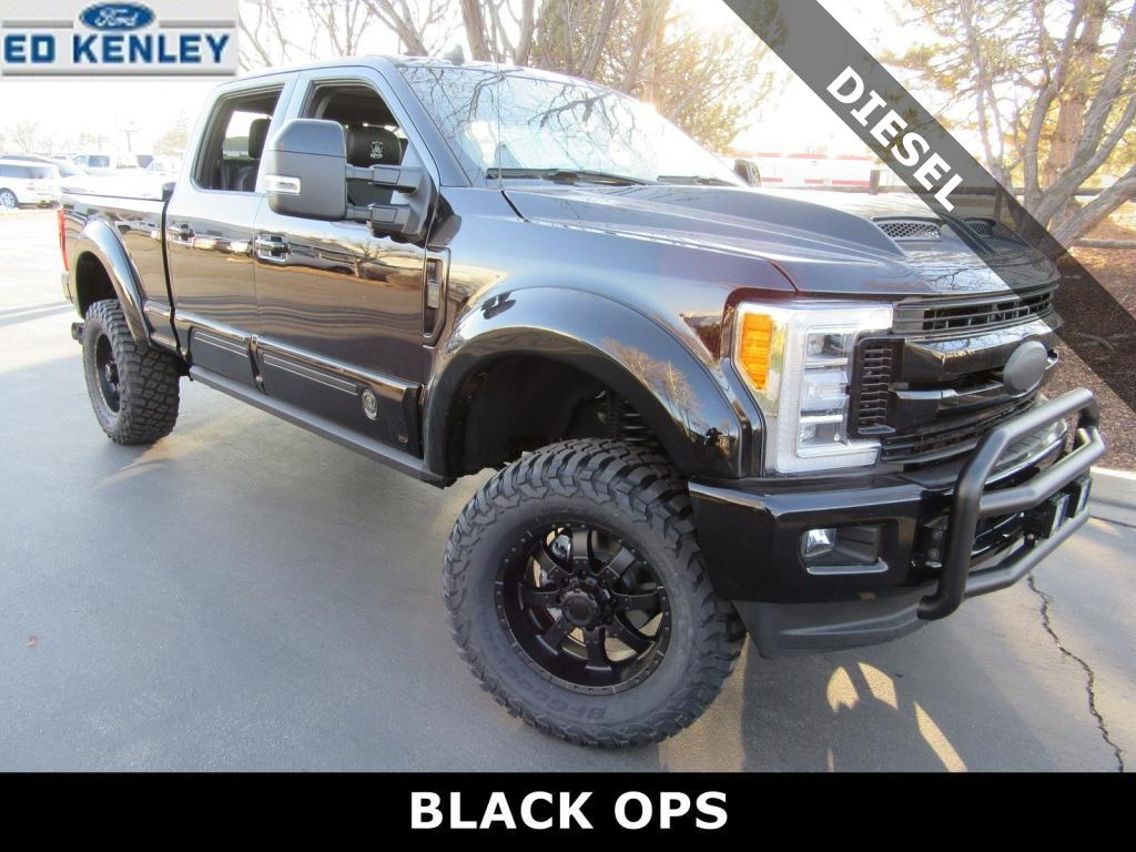 2019 Ford F 250 Black Ops