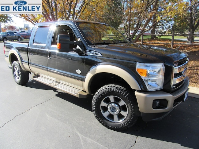 2014 Ford F-350 King Ranch Crew Cab