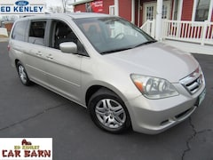 2005 Honda Odyssey EX-L Passenger Van