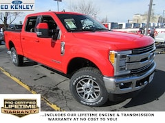 2019 Ford Super Duty F-350 SRW LARIAT Truck